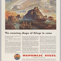 The amazing shape of things to come: Republic Steel