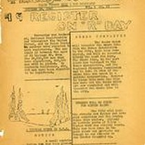 Malaga Cove Star, vol. 2 no. 28 (Oct 18, 1940)