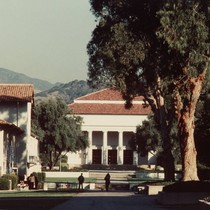 Belle Wilber Thorne Hall - General view from Quad