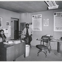 Berkeley, California. [United Farm Workers office.]