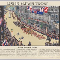 Life in Britain To-day [Royal parade]