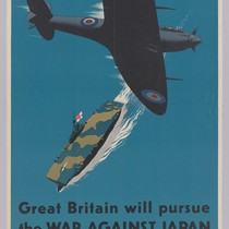 Great Britain will pursue the war against Japan to the very end. ...