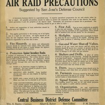 1940 Air Raid Precautions
