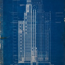 Curlett & Beelman: Eastern Columbia, Broadway elevation