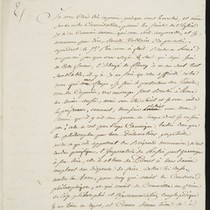 Frederick the Great, letter, 1770 May 24, to Voltaire