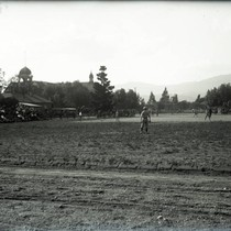 Baseball field, Pomona College