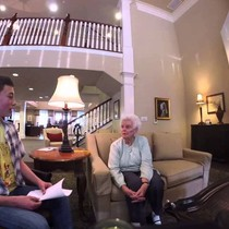 Betty Sanderson interviewed by Theo Wismar and David Coyle