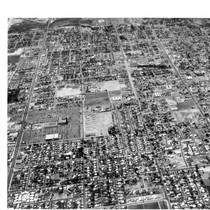 Aerial Photograph of Chula Vista from D Street to L Street and ...