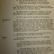 Santa Ana Board of Education Meeting Minutes 1946-11-14 p2