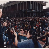 Mario Savio Speaking at FSM Rally