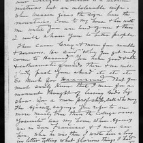 Letter from John Muir to [Robert Underwood] Johnson, 1895 May 3
