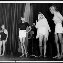 All fraternity variety show, 1951