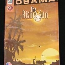 "Barack Obama """"The Sun of Solidarity"""" Story Comic Book"