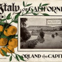 The Italy of California : Orland of California