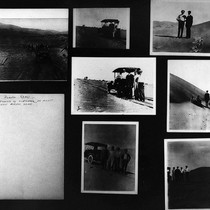 1911 Plank Road: Yuma to Phoenix, photos and articles; includes photos of ...