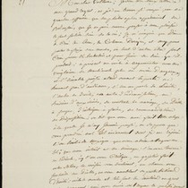 Frederick the Great, letter, 1742 Jan. 8, to Voltaire