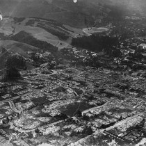1923 Berkeley Fire