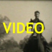 1937: Video of Round-up at Grant Ranch. Dave Brubeck and his father ...