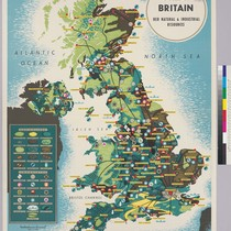 Great Britain: Her natural & industrial resources