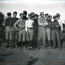 Baseball team, Pomona College
