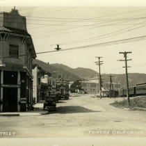 Alpine Building, Fairfax, Marin County, California, circa 1923 [photograph]
