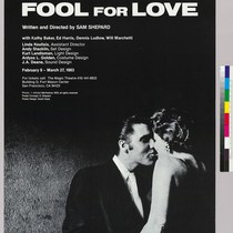 Fool for Love (poster)