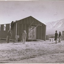 Barracks construction