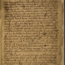 Account of the affairs of Scotland, 1688 91: Autograph ms. about 1692 ...