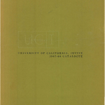 1967/1968 UCI General Catalogue