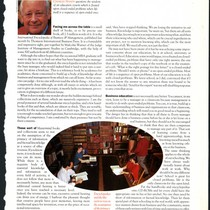 Article by Charles Handy on education and management