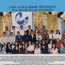 1995 Scholarship recipients
