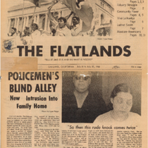 The Flatlands vol. 1, no. 10