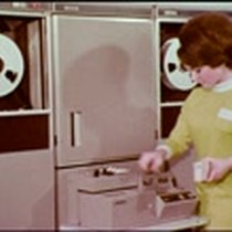 Ampex Videofile Information System