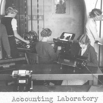 Accounting laboratory / Lee Passmore