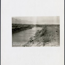 Completed Los Angeles Aqueduct