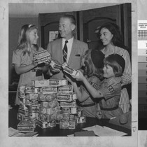 SM Times photo Brownie Troop 1202 - photo only