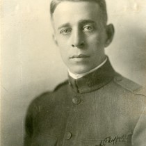 Howard C. Naffziger in uniform