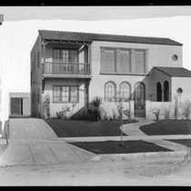 1048 South Hayworth Avenue, Los Angeles, CA, 1927