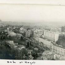 Base Hospital #30 at Royat, France