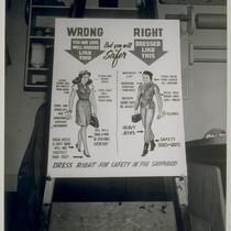 "Shipyard ""Dress Code"" poster"