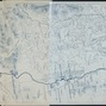 Map of the Los Angeles Aqueduct