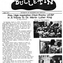 Black Bulletin: Poly High Inspiration Choir rocks UCSF in a Tribute to ...