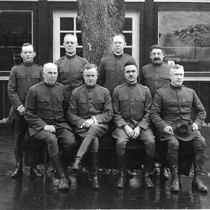 Members of the 30th Base Hospital
