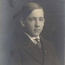 Bill Henry at age 17