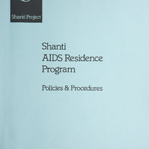 Shanti AIDS Residence Program: Policies and Procedures