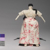 Paipai female doll with printed skirt