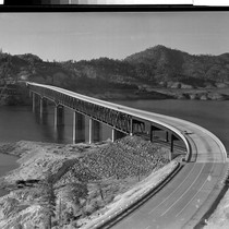 Pit River Bridge near Redding, California