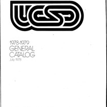 UC San Diego General Catalog, 1978-1979