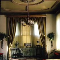Interior of Cartiage House mansion wedding chapel