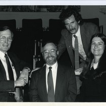 John C. Greene, John Greenspan, S. Silverstein, and Susan Fisher at UCSF ...